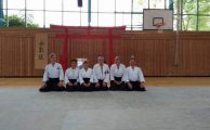 Aikido - Internationaler Pfingstlehrgang in Heidenheim